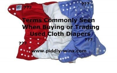 What Condition Is Your Cloth Diaper In?