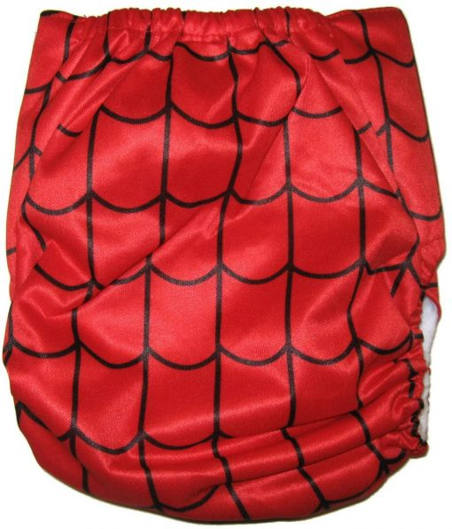 Webbed Winx Polyester Cloth Diaper