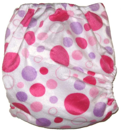 Bubblelicious Polyester Cloth Diaper