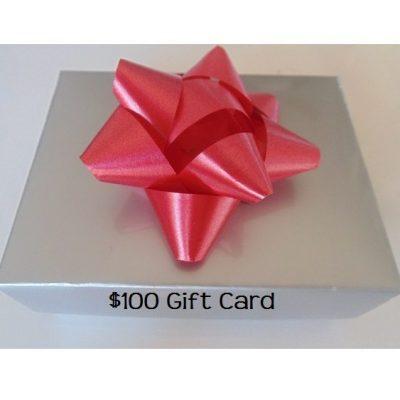 $100 Gift Card b