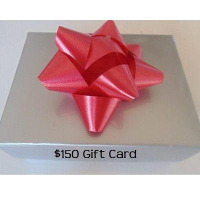 $150 Gift Card b