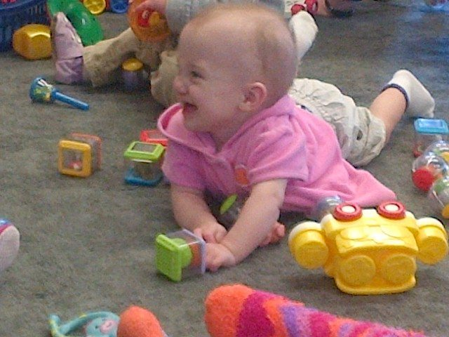 Peyton's Pastimes: Episode #4 – Why I Stopped Going To Playgroup