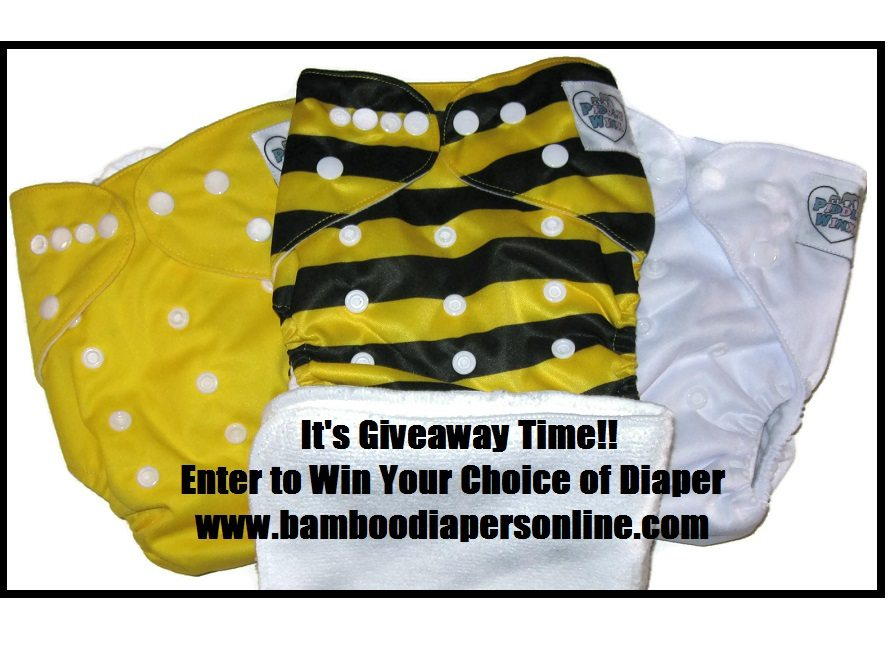 April – It's Giveaway Time!