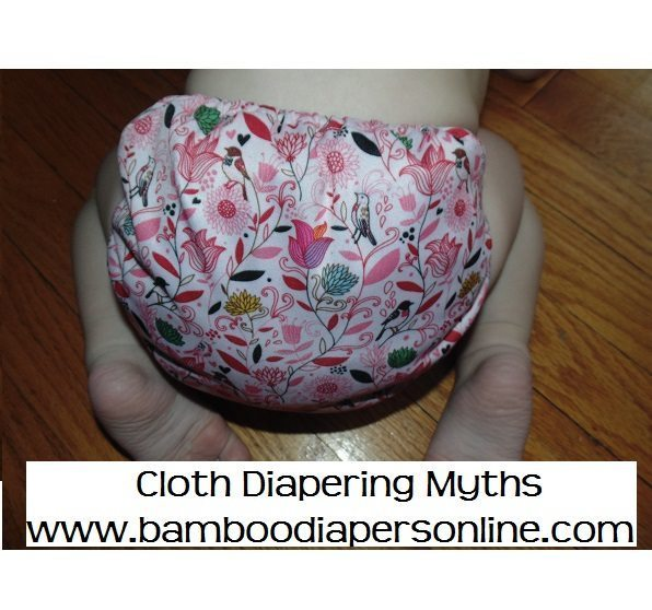 Interesting Cloth Diapering Myths and Facts