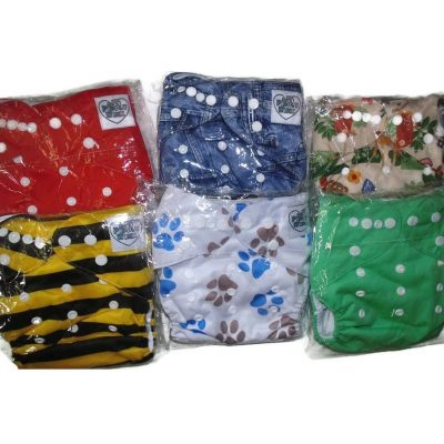 Cloth-Diaper-Polyester-6-Pack-SHELLS-ONLY