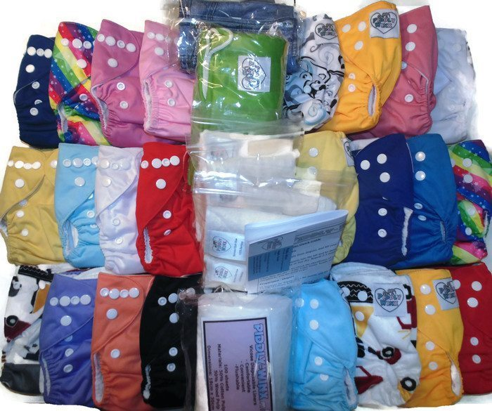 The Newborn Diapering Decision