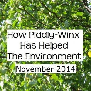 Piddly Winx Update November 2014
