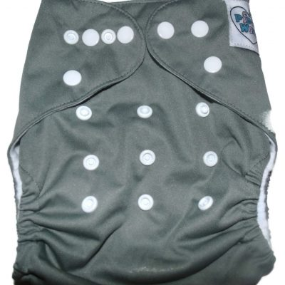 Grey Matters Bamboo Cloth Diaper