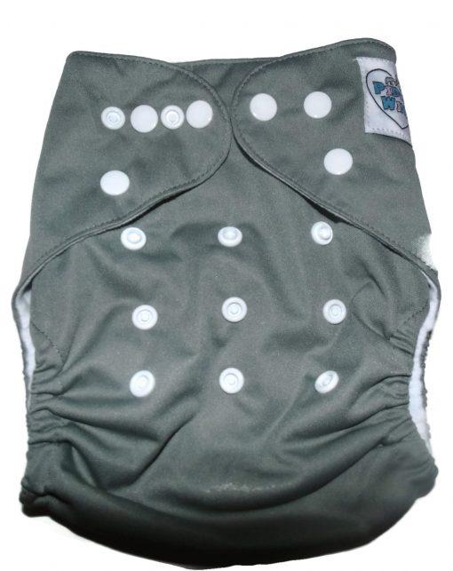 Grey Matters Bamboo Cloth Diaper