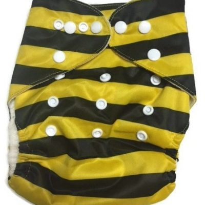 Humble Bumble One Size Bamboo Cloth Diaper