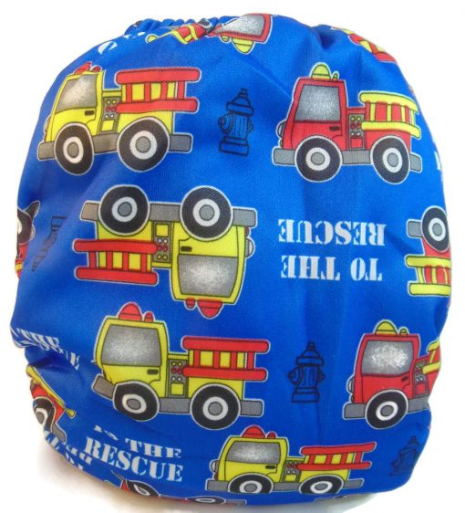 To The Rescue One Size Bamboo Pocket Cloth Diaper
