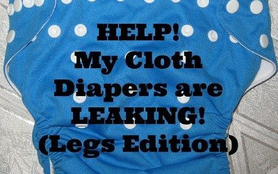 FAQ – Help! My Diapers Are Leaking (Legs)