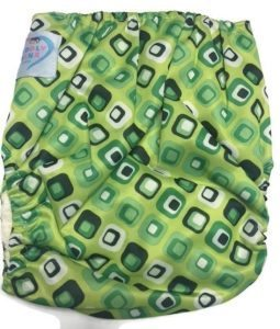 I Spy Bamboo One-Size Pocket Cloth Diaper