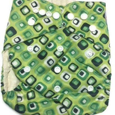 I Spy Bamboo One-Size Pocket Cloth Diaper