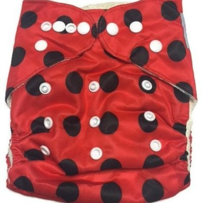 Snug Bug Bamboo One-Size Pocket Cloth Diaper