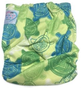 Finding Murtle Bamboo One-Size Pocket Cloth Diaper