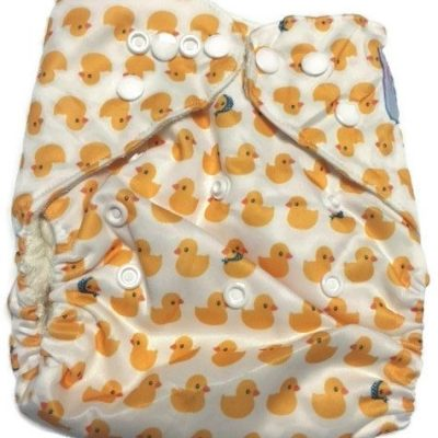 Rub A Dub Bamboo One-Size Pocket Cloth Diaper