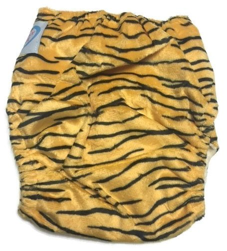 Tarzan Tush Bamboo One-Size Pocket Cloth Diaper