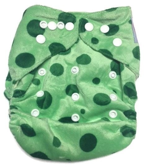 Tree Frog Bamboo Cloth Diaper Piddly Winx Bamboo Cloth Diapers