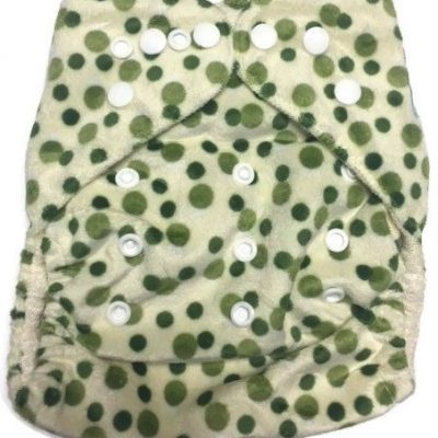 Speckled Eggs Bamboo One-Size Pocket Cloth Diaper