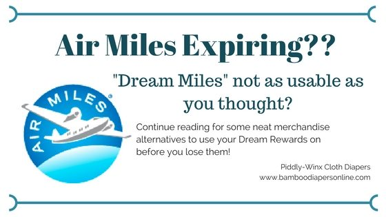 Are your Dream Air Miles Expiring? Check here!