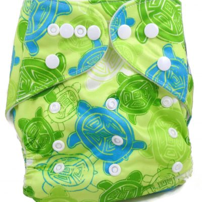 Finding Murtle One Size Fits All Polyester Pocket Cloth Diaper