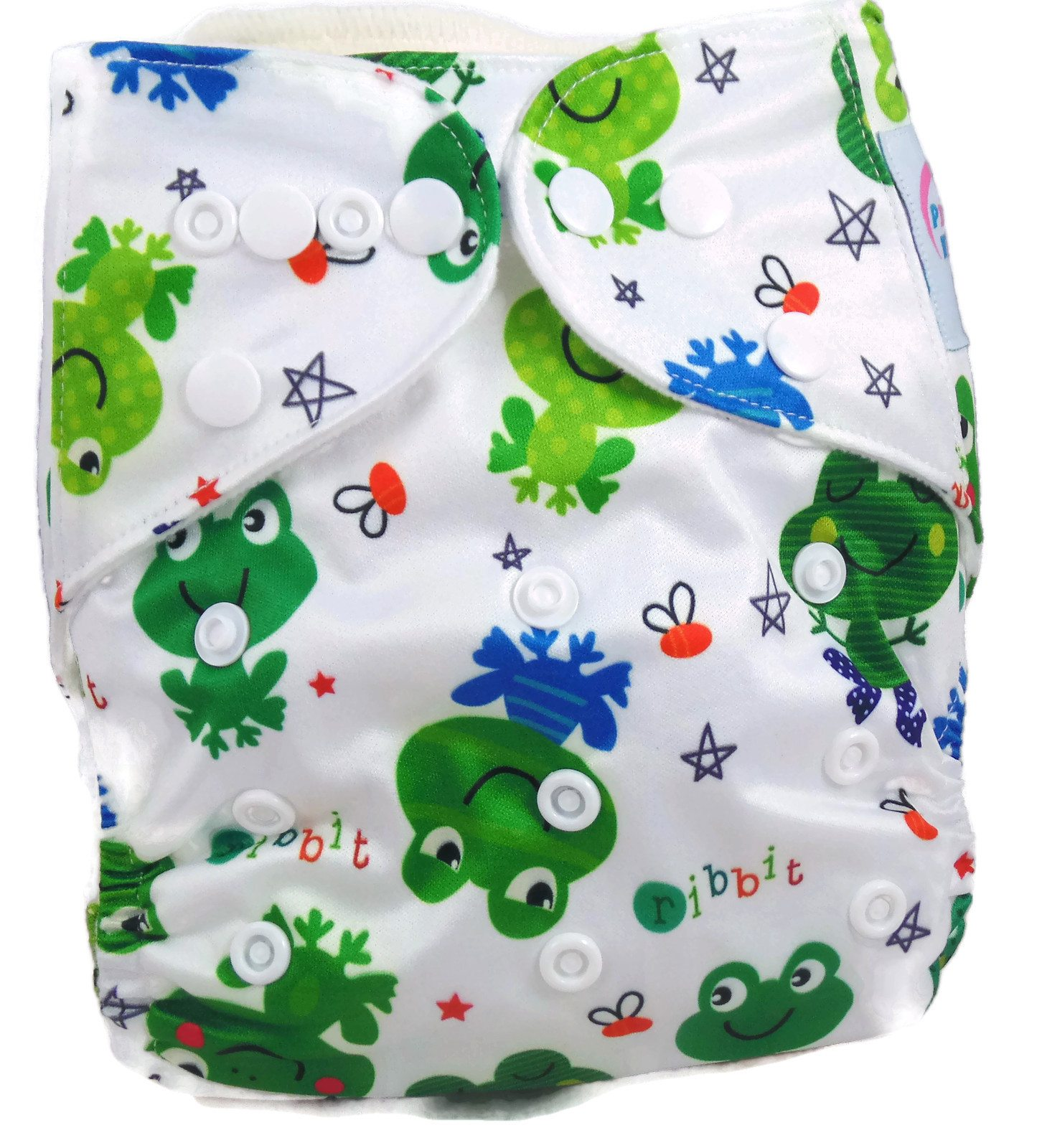 Kiss The Frog Polyester Cloth Diaper Piddly Winx Bamboo Cloth Diapers