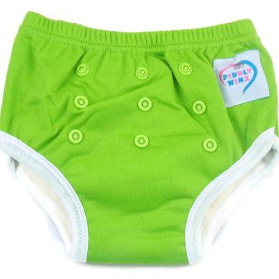 Apple Green Bamboo Trainer Training Pants