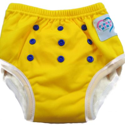 Lemon Yellow Bamboo Trainer Training Pants