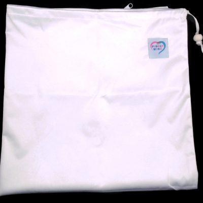 Coconut White Diaper Pail Liner