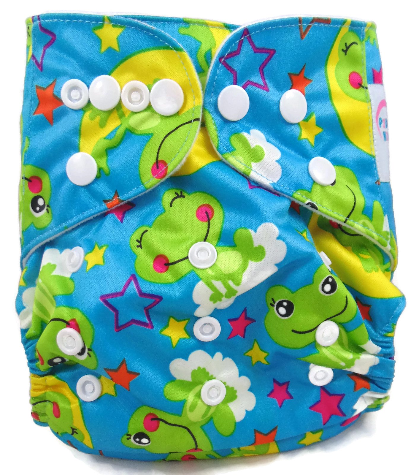 Moon Frog Polyester Cloth Diaper Piddly Winx Bamboo Cloth Diapers