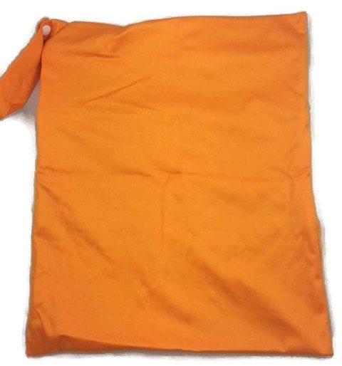 Pumpkin Orange Wet Bag