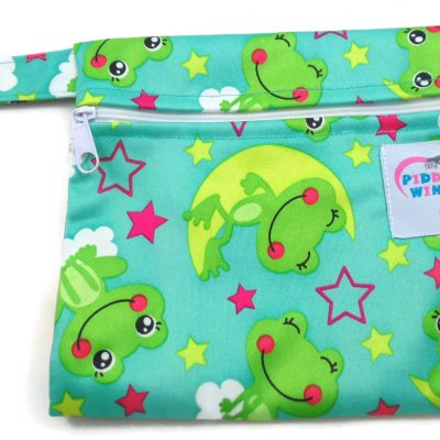 Moon Frog Mini Wet Bag