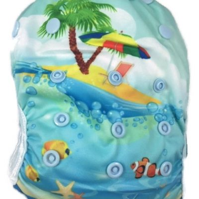 It's Summer Reusable Swim Diaper