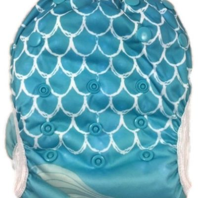 My Little Mermaid Reusable Swim Diaper